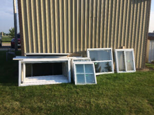 Windows for sale- used
