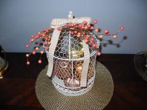 Bird Cage - as decor - or for a wedding