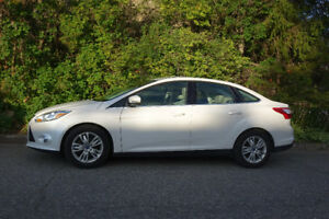 2012 Ford Focus SEL Berline