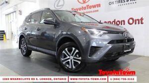 2016 Toyota RAV4 LE AWD HEATED SEATS & BACKUP CAMERA