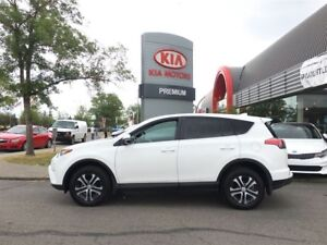 2016 Toyota RAV4 LE AWD   Accident Free