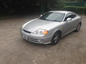 02/02 HYUNDAI 1.6 COUPE S 3 DR