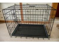 Animal Instincts Comfort Crate - Size 2 - brand new - £18
