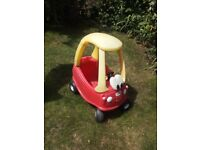 Little Tikes Cozy Coupe In Good Condition