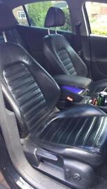 Volkswagen Passat B6 Leather Interior