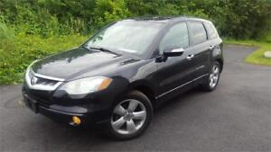 2008 Acura RDX AWD TURBO LEATHER