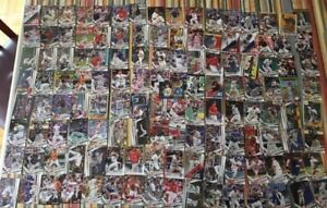 2017 Topps Baseball card collection (400+ cards)