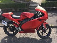 Aprilia rs50 - 50cc motorbike