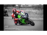 Er6 race bike