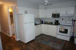 Basement Apartment - Fully Furnished, Kitchen, Living, Bed