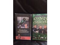 Simon Smiths Keepers Classroom and Masterclass Goalkeeping £5