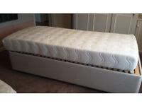 HSL Derbyshire Adjustable Single Bed