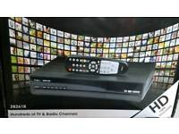 HD Satellite TV Receiver