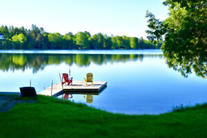 Waterfront Cottage for Rent in Muskoka