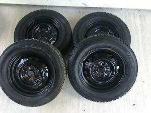 Toyota Corolla rims and tires 185/65/R14