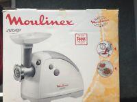 Moulinex Meat grinder used once