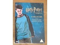 Harry Potter 6 Disc DVD Set - Years 1-3 (Sealed)