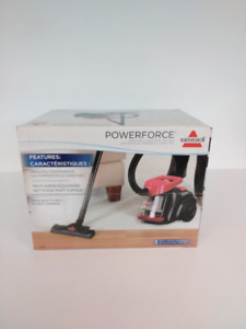 *Brand New* BISSELL PowerForce Bagless Canister Vacuum Cleaner