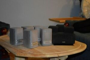 4 COBY & 5 ELECTROHOME Speakers in Excellent Condition
