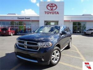 2013 Dodge Durango $189 B/W SXT AWD DEALER INSPECTED AND RECONDI