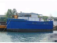 2012 Cruising houseboat for sale in Europe 75.000