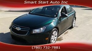 2014 Chevrolet Cruze 2LS WE CAN HELP YOU FINANCE