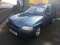 2002  FORD ESCORT VAN 1.8 DIESEL WITH A FULL YEARS M.O.T, 97000 MILES,