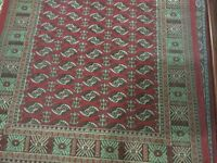 Very fashion big rug in very good condition only £30