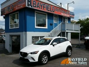 2016 Mazda CX-3 GS **Sunroof/Reverse Cam/Heated Seats**
