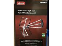 High Gain Digital Wideband Aerial (new)