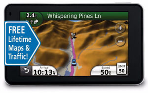 GARMIN 1390LM 2018 EUROPE & NA GPS WITH BLUETOOTH & MORE