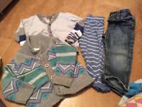 Boys clothes 12/18 months