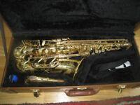 Selmer 80 Super Action Series 2 Alto Saxophone