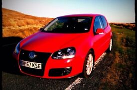 Golf gt sport 2.0 tdi 57 reg * high spec * FSH * 3 DR *