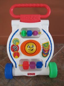 """TROTTEUR """"FISHER PRICE"""""""