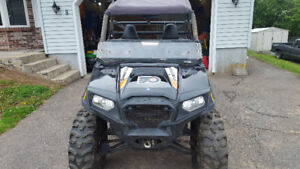 Fully loaded 2013 Rzr 570