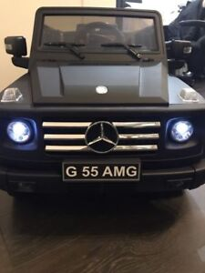 Mercedes- Benz G 55 AMG//KIDS ELECTRIC RIDE ON CAR