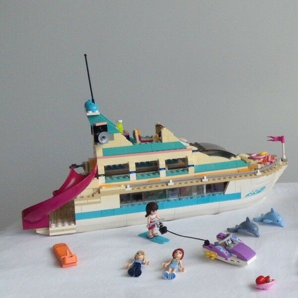 Lego Friends Cruise Ship set