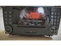MERCEDES E SERIES CAR STEREO MODEL MF 2530