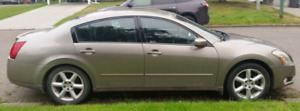 04' Nissan Maxima - Fully Loaded except leather - V6 Auto