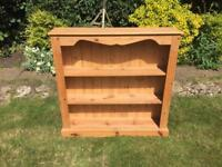 Pine wood Bookcase