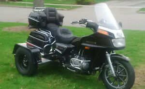 1984 Goldwing Aspencade  1200cc trike