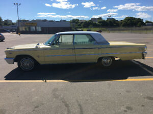 1963 1/2 Ford Galaxie 500 XL