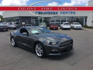 2016 Ford Mustang FORD CERTIFIED, LOW % RATES & EXTRA WARRANTY!