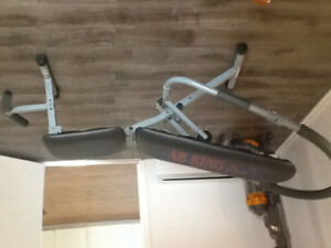 Hot deal-- ab bench Make an offer-- moving