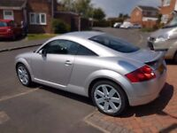 For Sale Audi TT 3.2 V6 Quattro 3dr Manual. Outstanding condition