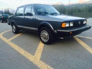 Volkswagen Jetta 1984