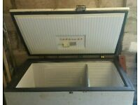 Zanussi 2080 chest freezer