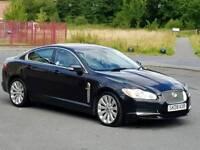 Jaguar xf 2.7 premium luxury