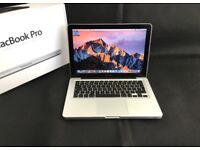 """13.3"""" Apple MacBook Pro 2.5GHz i5 4GB RAM 500GB HDD A1278 Mid 2012"""